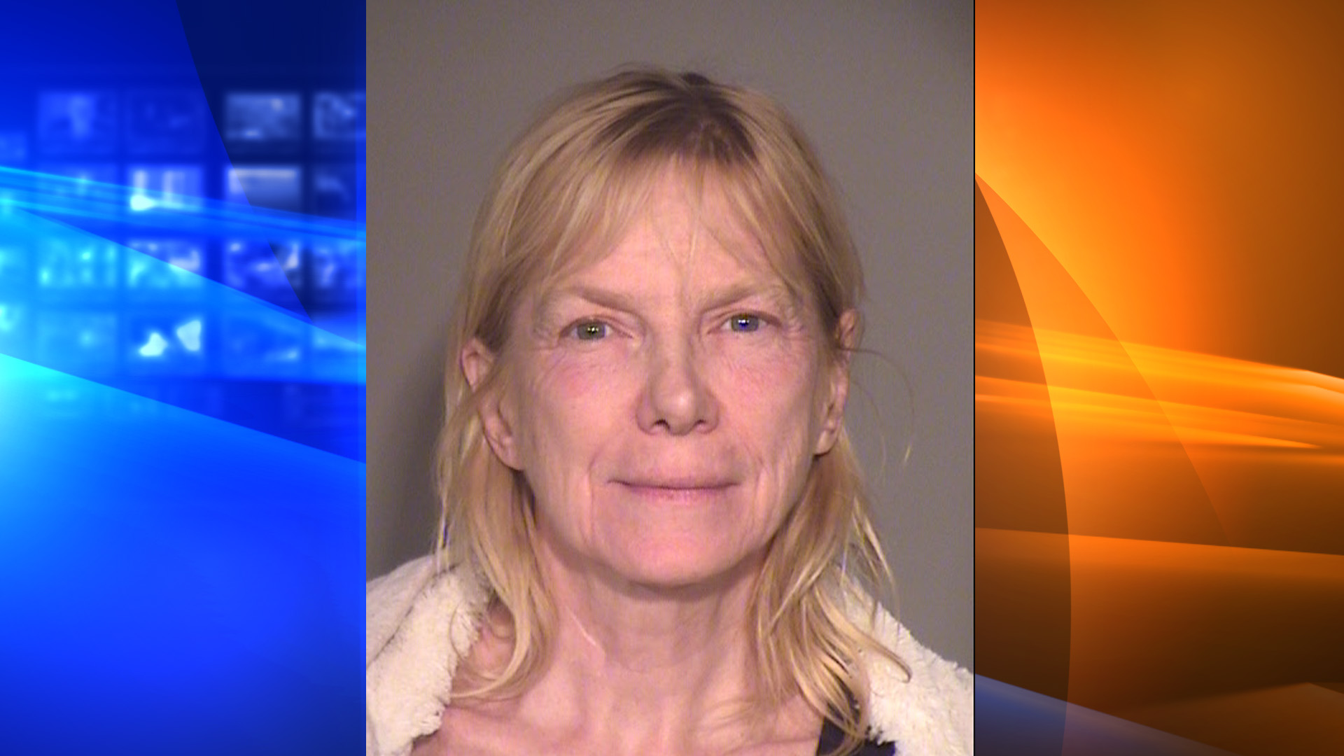 Catherine Ann Vandermaesen, of Ojai, is seen in this booking photo from the Ventura County Sheriff's Office.