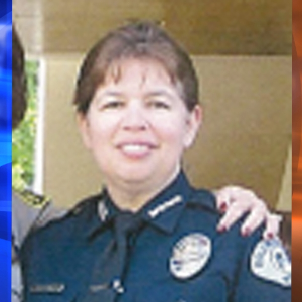 Lili Hadsell, former chief of the Baldwin Park Police Department, is seen in an undated photo provided by the Santa Monica-based law firm that represented her in a successful gender discrimination lawsuit against the city, Shegerian & Associates.