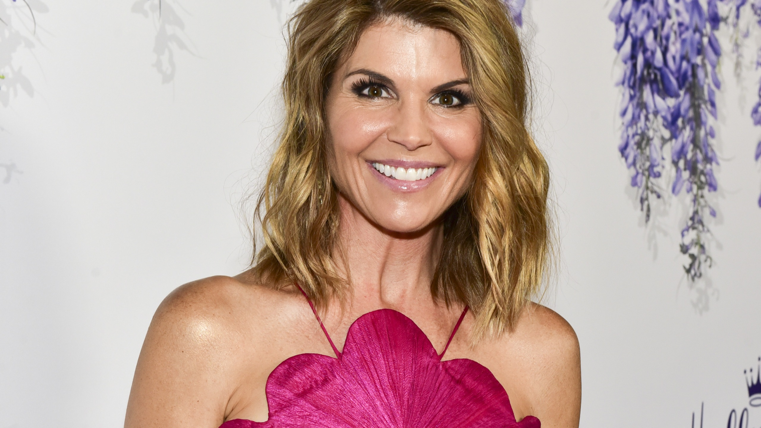 Lori Loughlin attends the 2018 Hallmark Channel Summer TCA at a private residence on July 26, 2018 in Beverly Hills, California. (Credit: Rodin Eckenroth/Getty Images)