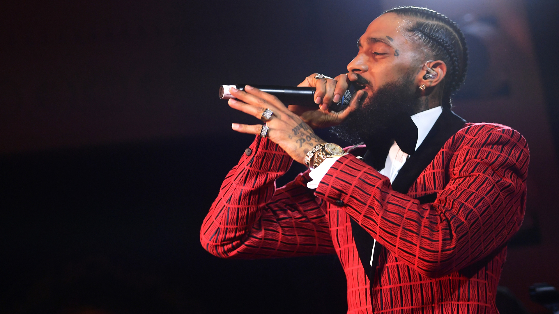 nipsey hussle earns 3 posthumous grammy nominations including for best rap song and performance ktla https ktla com news local news nipsey hussle earns 3 posthumous grammy nominations including for best rap song and performance