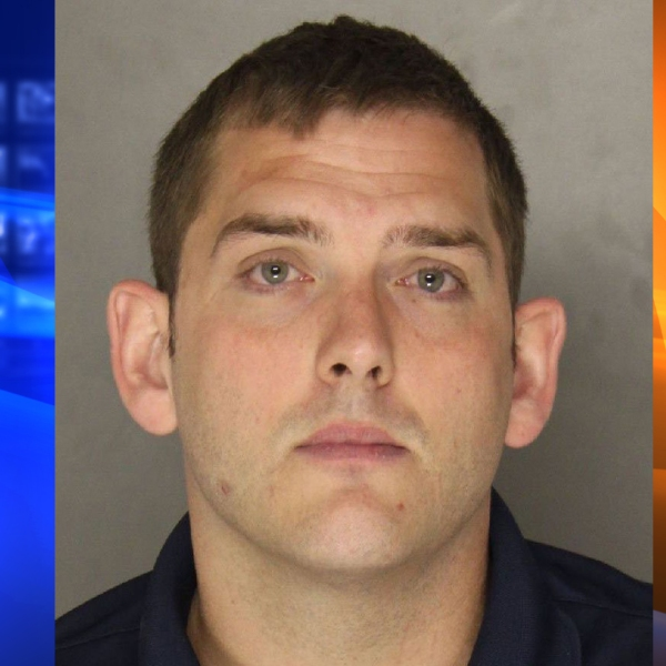 Former East Pittsburgh Police Officer Michael Rosfeld is seen in an undated photo. (Credit: Allegheny County District Attorney's Office via CNN)