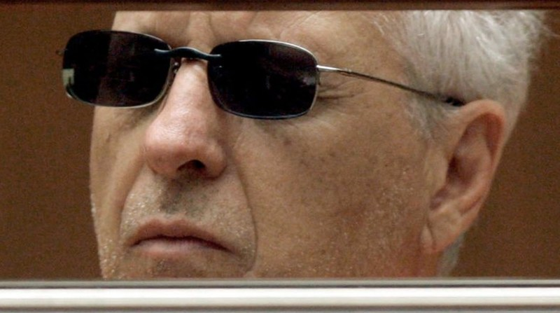 Anthony Pellicano appears in court in 2009. (Credit: Los Angeles Times)