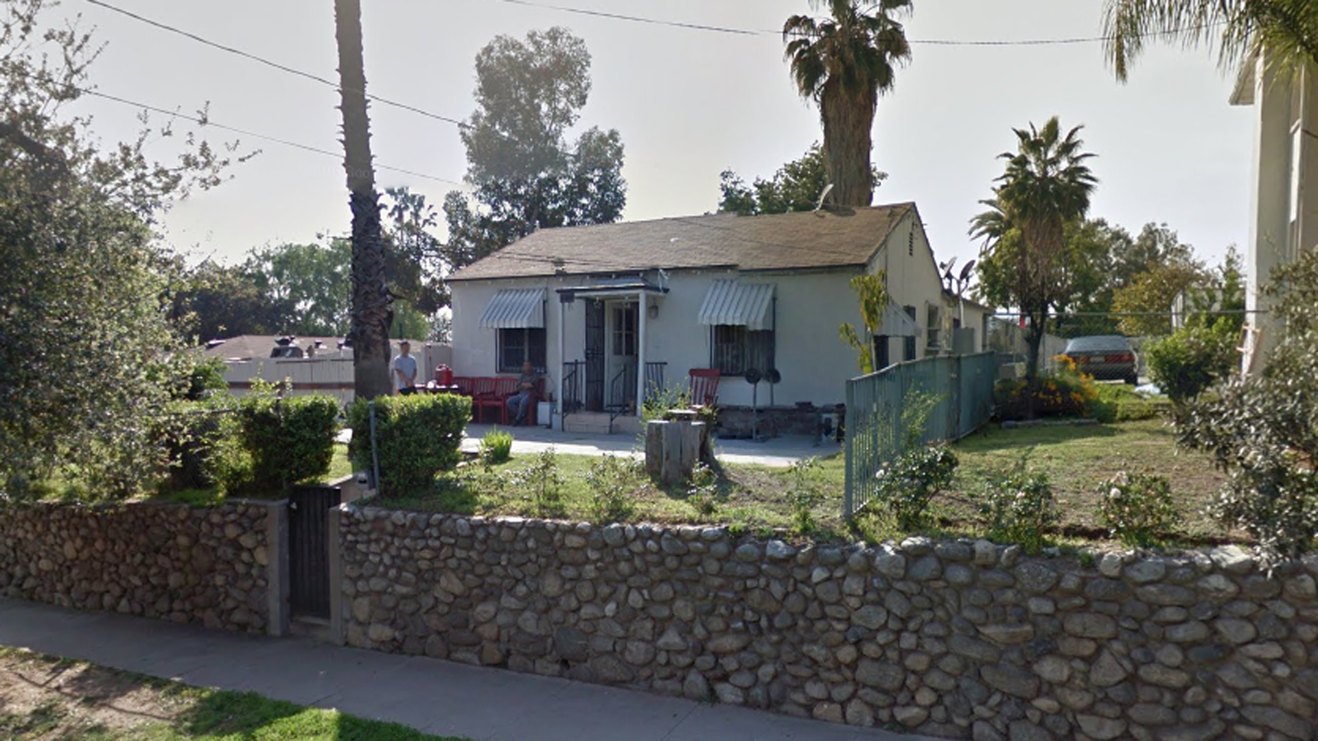 1361 N. Garfield Ave. in Pasadena, as pictured in a Google Street View image in Feb. of 2015.