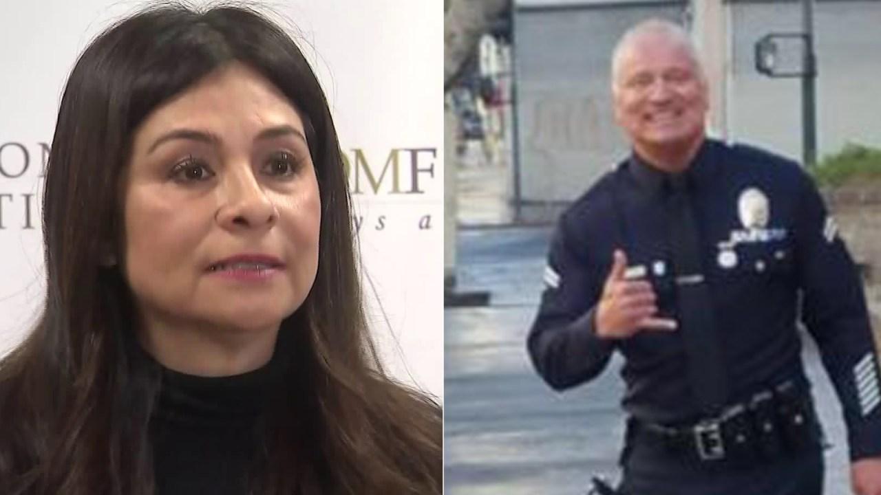 Andres Guardado Video Porno lapd detective accuses fellow officer of revenge porn, rape