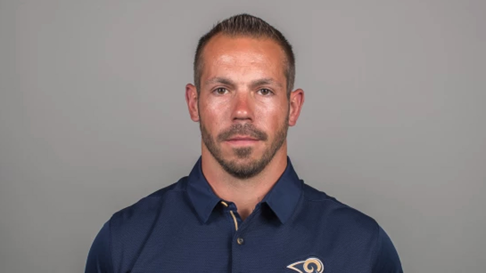 Rams training coach Ted Rath is seen in an undated photo from the team's website.