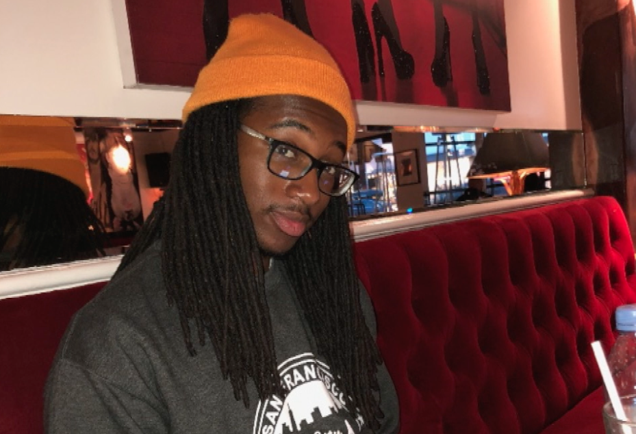 Jonathan Williams, 25, is seen in an undated photo provided by his family on March 13, 2019.