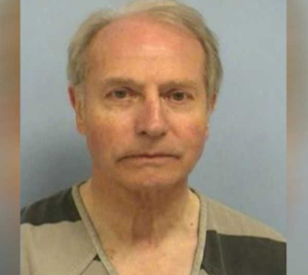 Gerold Langsch is seen in this booking photo from the Austin Police Department.