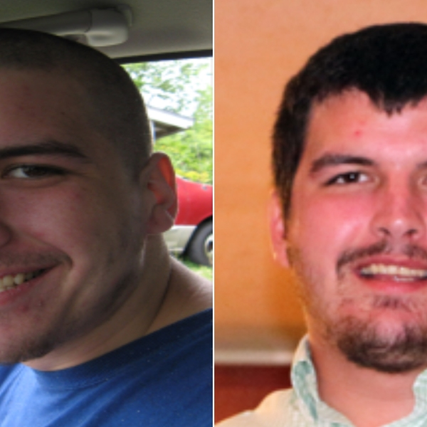 Brandon Atchley is seen in undated photos released March 19, 2019, by the Seal Beach Police Department.