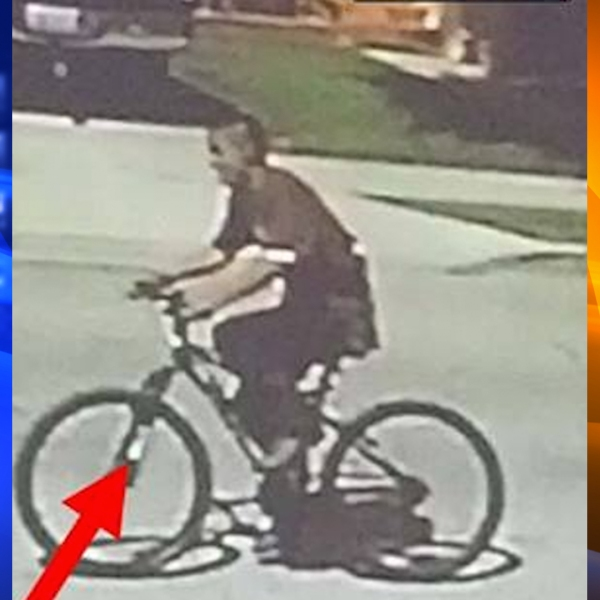 Authorities are seeking the man pictured in this image in connection with seemingly random knife attacks on at least three people in South Gate and Lynwood on March 27, 2019. (Credit: South Gate Police Department)