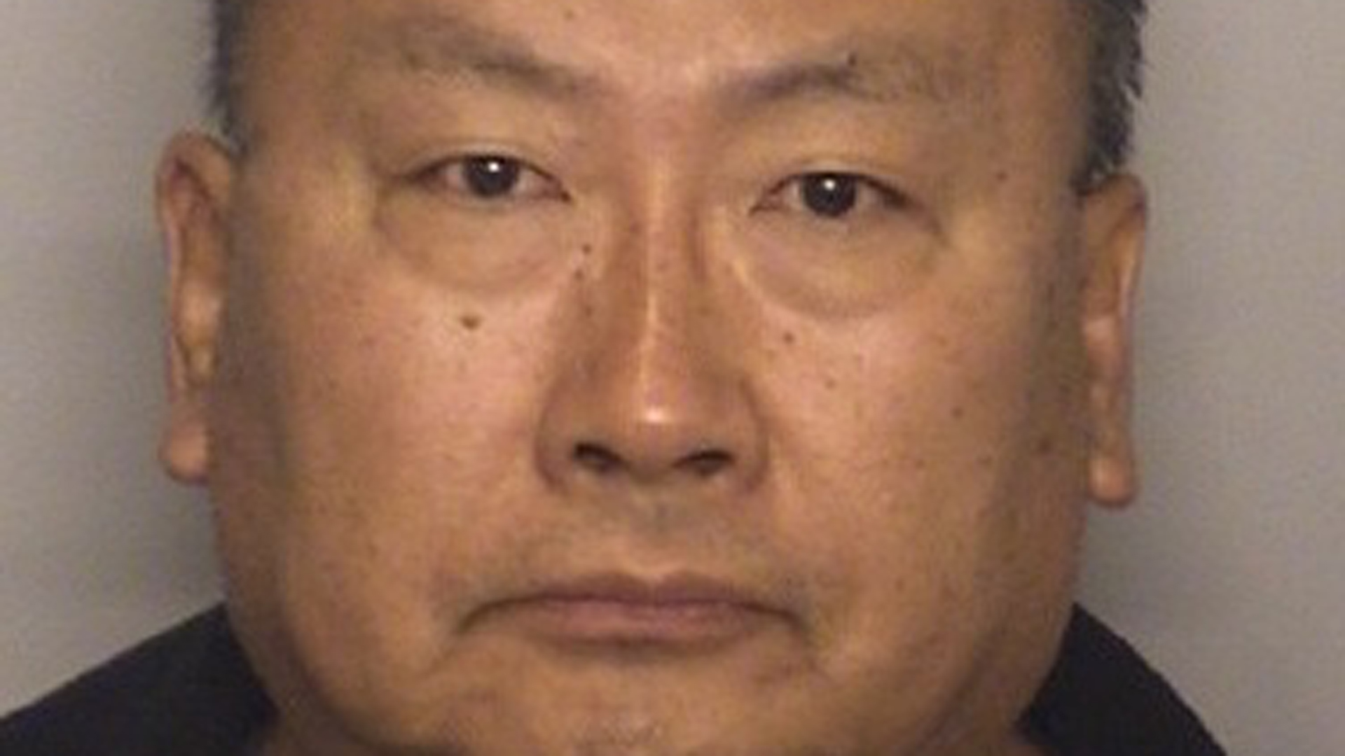 Xiang Zhao is seen in an image provided by the Fontana Police Department.
