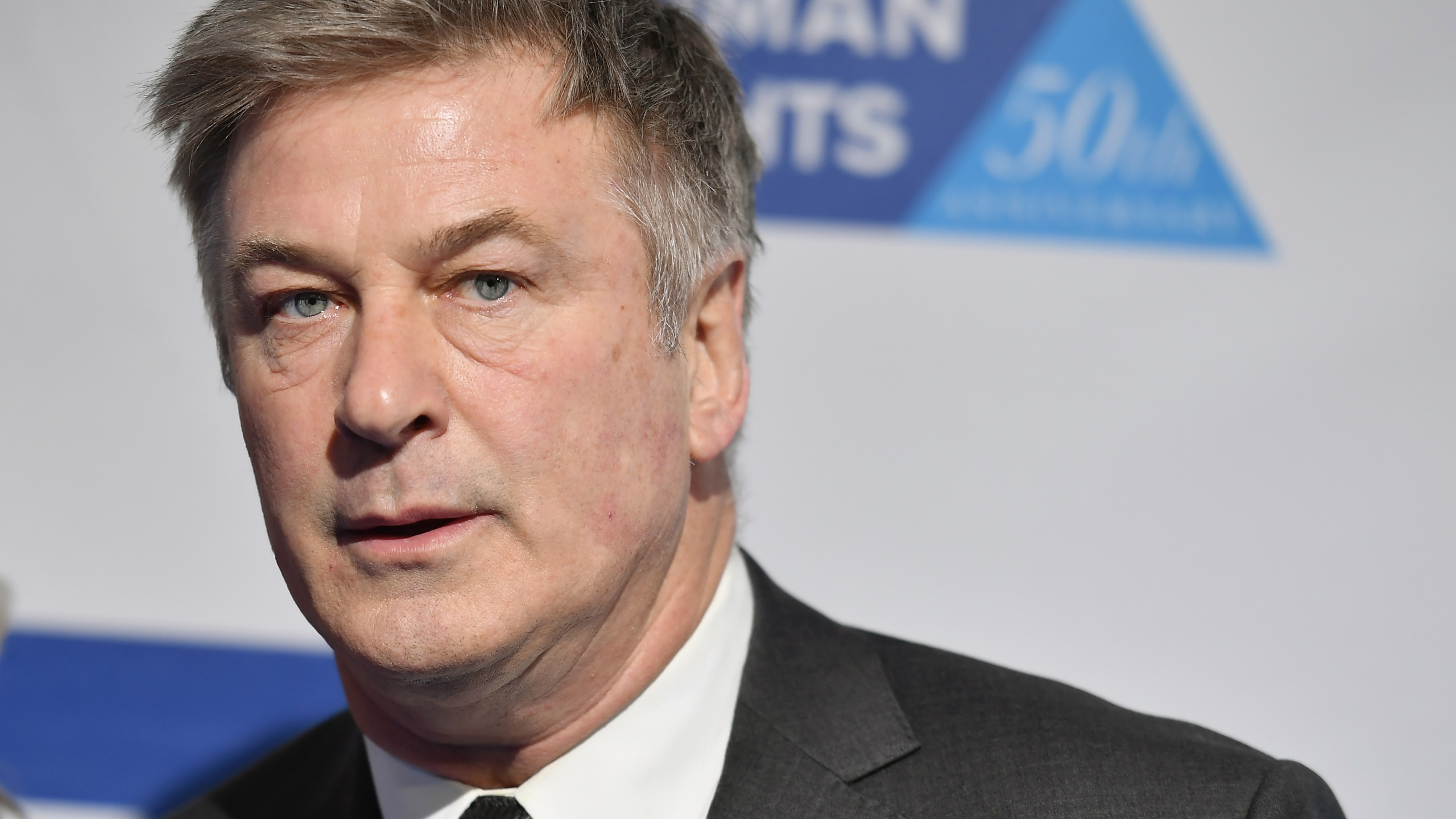 Actor Alec Baldwin attends the 2018 Robert F. Kennedy Human Rights' Ripple Of Hope Awards at New York Hilton Midtown on Dec. 12, 2018, in New York City. (ANGELA WEISS/AFP/Getty Images)