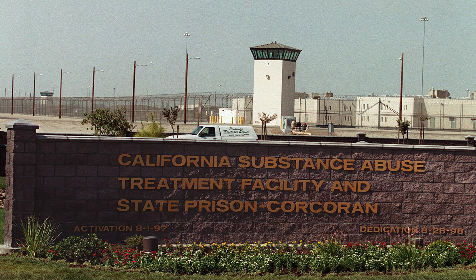 California Substance Abuse Treatment Facility at Corcoran State Prison. (Credit: Online USA via Getty Images)