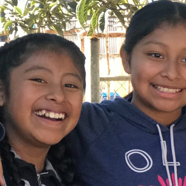 Amy Lorenzo, 12, left, and Marlene Lorenzo, 14, right, are seen in an undated photo provide by relatives on April 4, 2019.