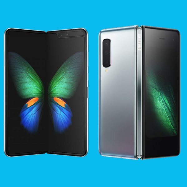 Several reporters with early access to Samsung's Galaxy Fold — a luxury foldable smartphone that turns into a tablet — say their new devices broke after just a few days of use. (Credit: CNN)