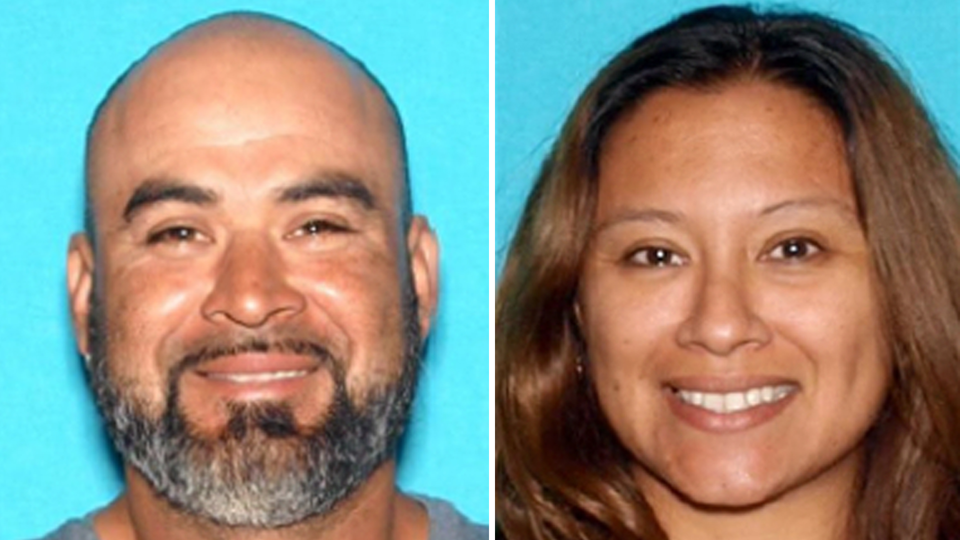 Roman Cerratos, 39, and Maricela Mercado, 40, are seen in undated photo provided by the Los Angeles County Sheriff's Department on April 18, 2019.