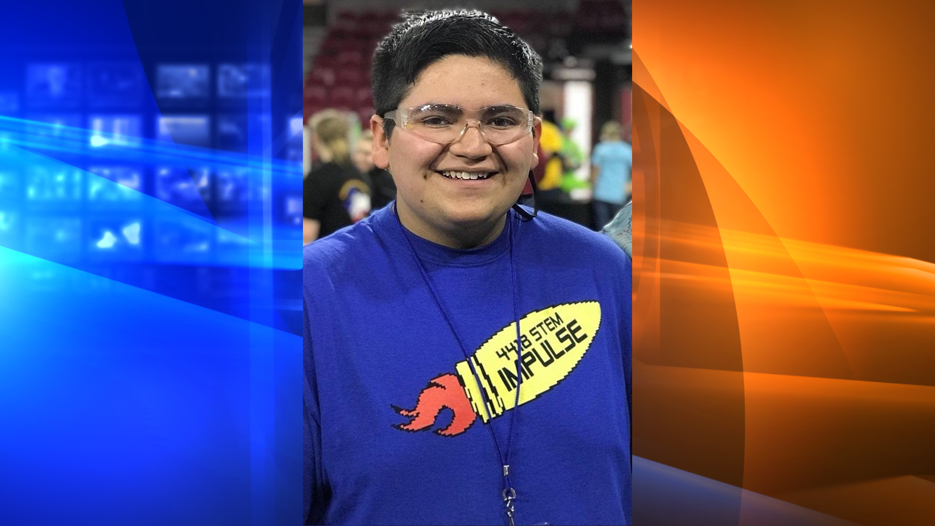 Kendrick Castillo is seen in a photo released by his family.