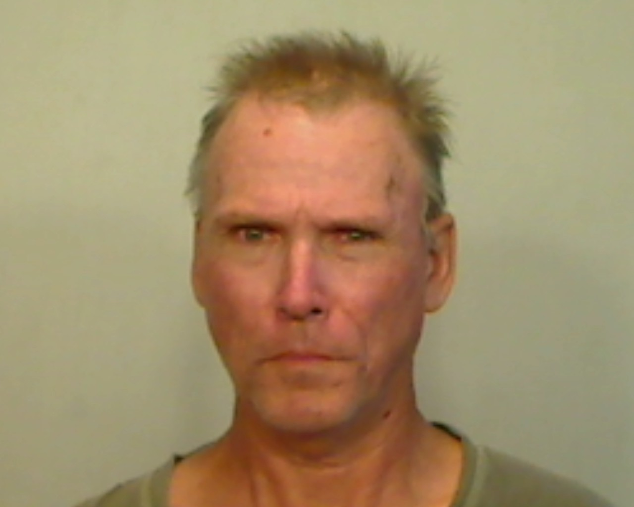 Michael Manning, 58, is seen in a May 3, 2019, booking photo released by the Monroe County Sheriff's Office in Florida.