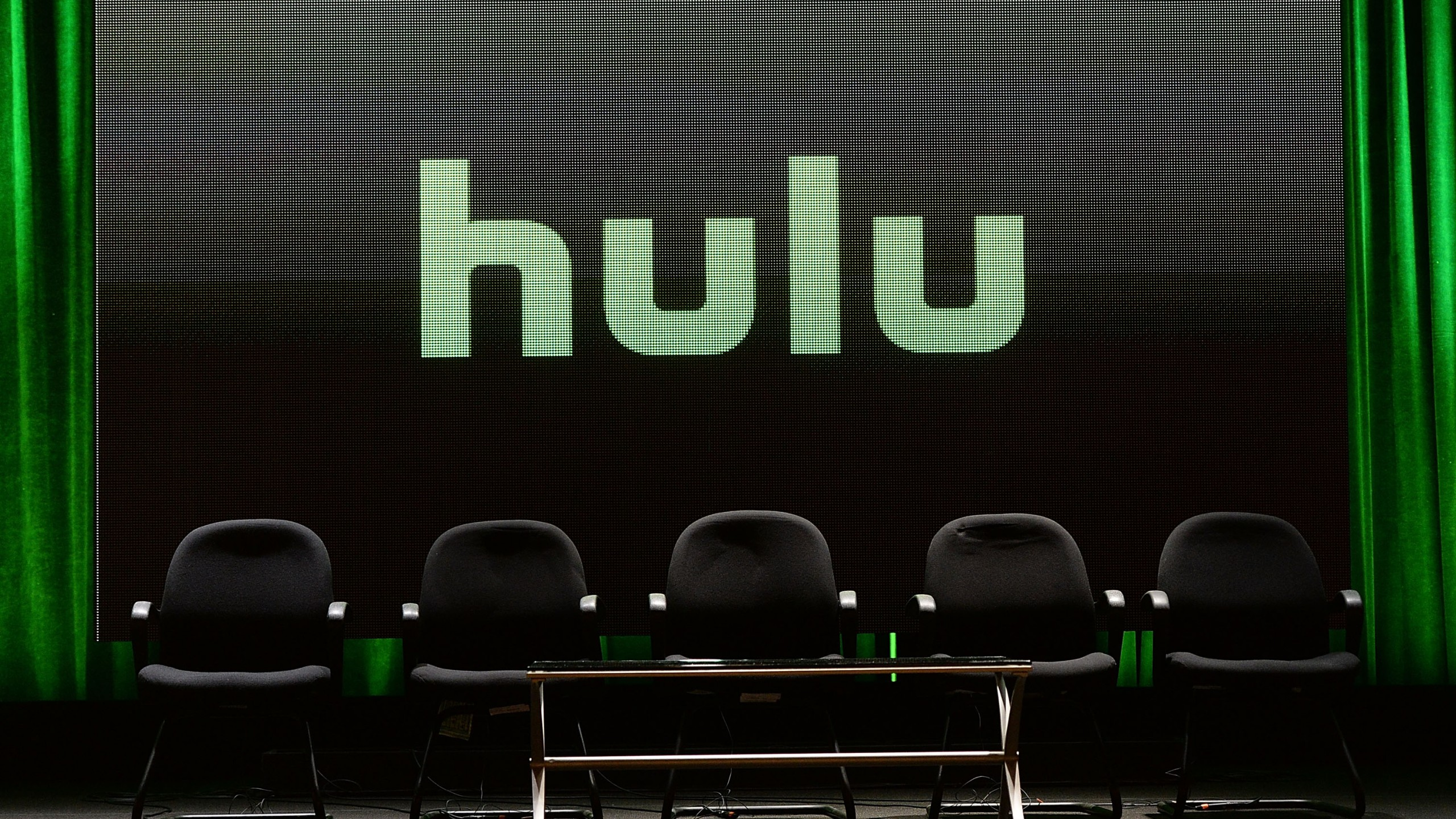 The Hulu 2013 Summer TCA Tour takes place at The Beverly Hilton Hotel on July 31, 2013. (Credit: Michael Kovac/Getty Images for Hulu)