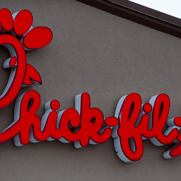 The Chick-fil-A restaurant is seen in Chantilly, Virginia on Jan.2, 2015. (Credit: PAUL J. RICHARDS/AFP/Getty Images)