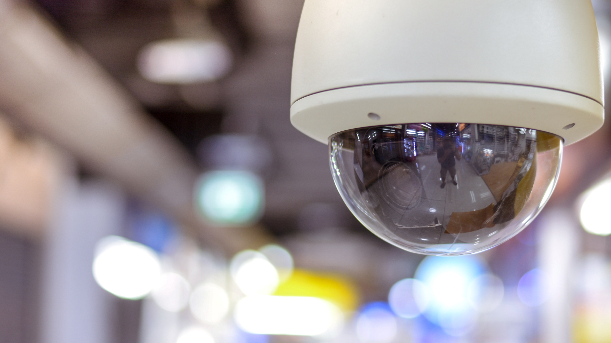 A CCTV camera is seen in a file photo. (Getty Images)