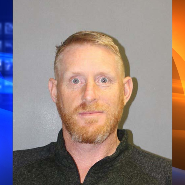 Nathan Martin Haley is shown in a photo released by the Irvine Police Department on May 14, 2019.