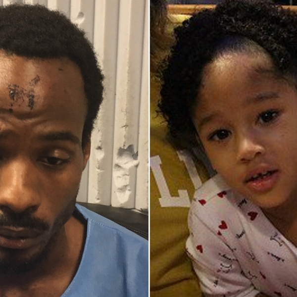 Houston police released these photos of Darian Vence, left, and Maleah Davis, right.