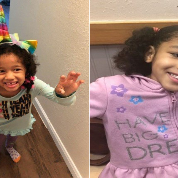 Maleah Davis is seen in photos released by Houston police.