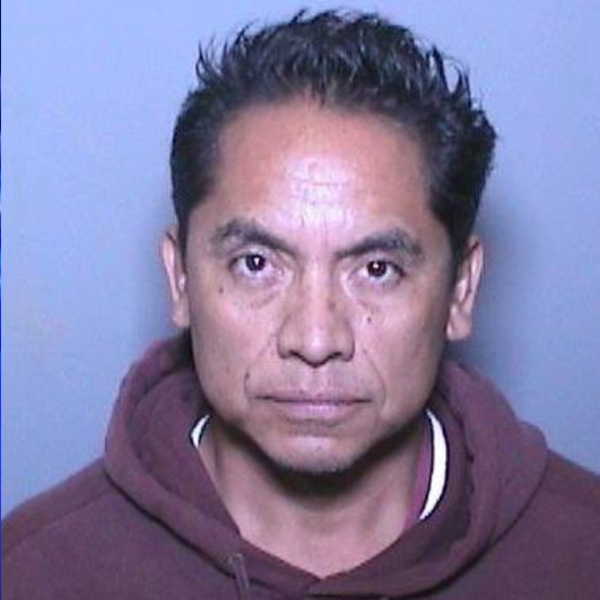 Jesus Alamilla Caballero, 46, is seen in an undated photo released by the Orange County District Attorney's Office on May 24, 2019.