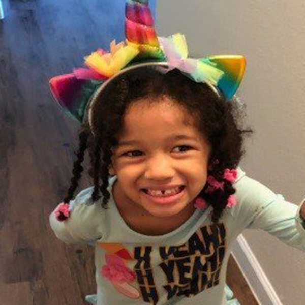 Maleah Davis is seen in a photo released by Houston police.