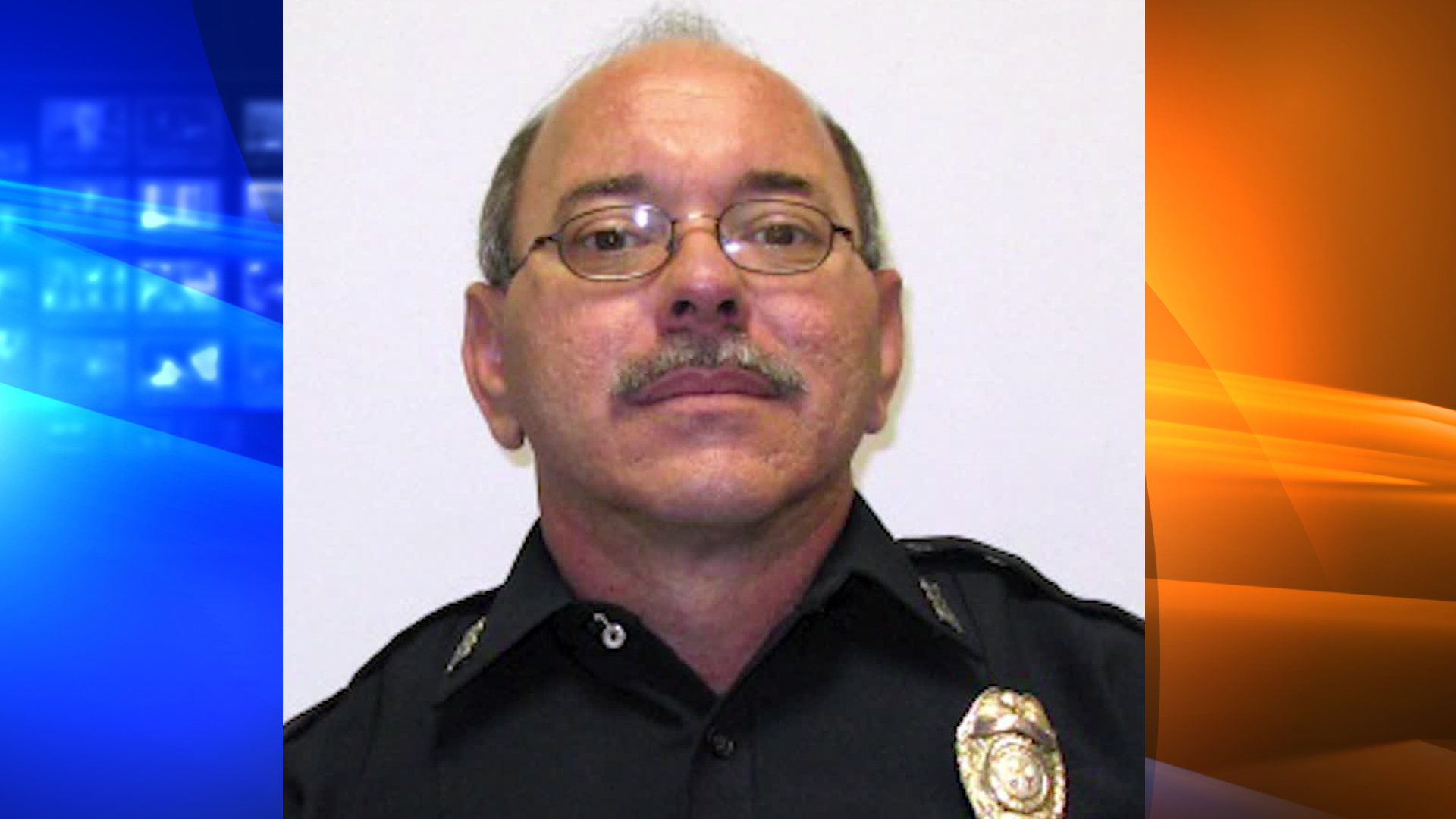 "Robert McKeithen was an ""unbelievably fine"" police officer who planned to retire at the end of this year, the chief of police in Biloxi, Mississippi, said. (Credit: Biloxi Police Department)"