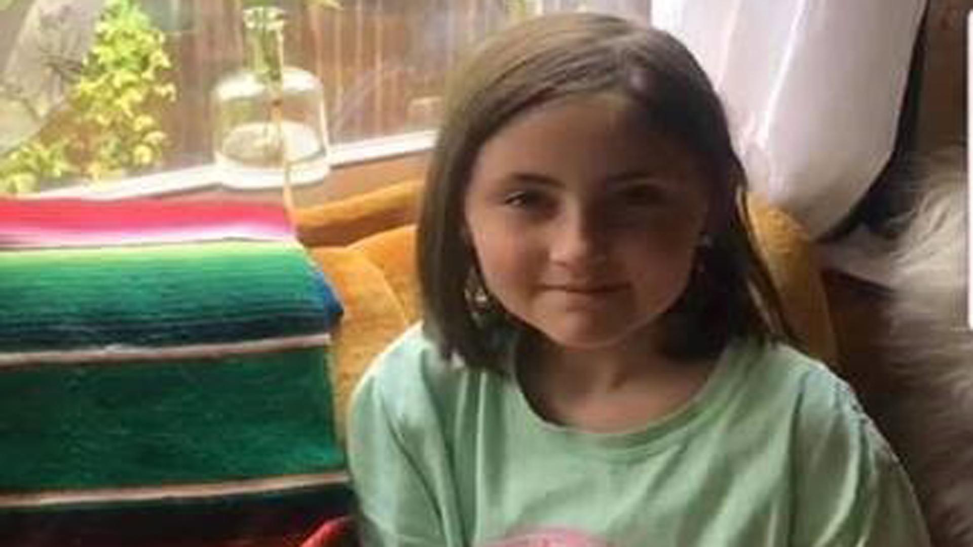 Salem Sabtka, 8, is seen in an undated photo. (Credit: Fort Worth PD/Facebook via CNN)
