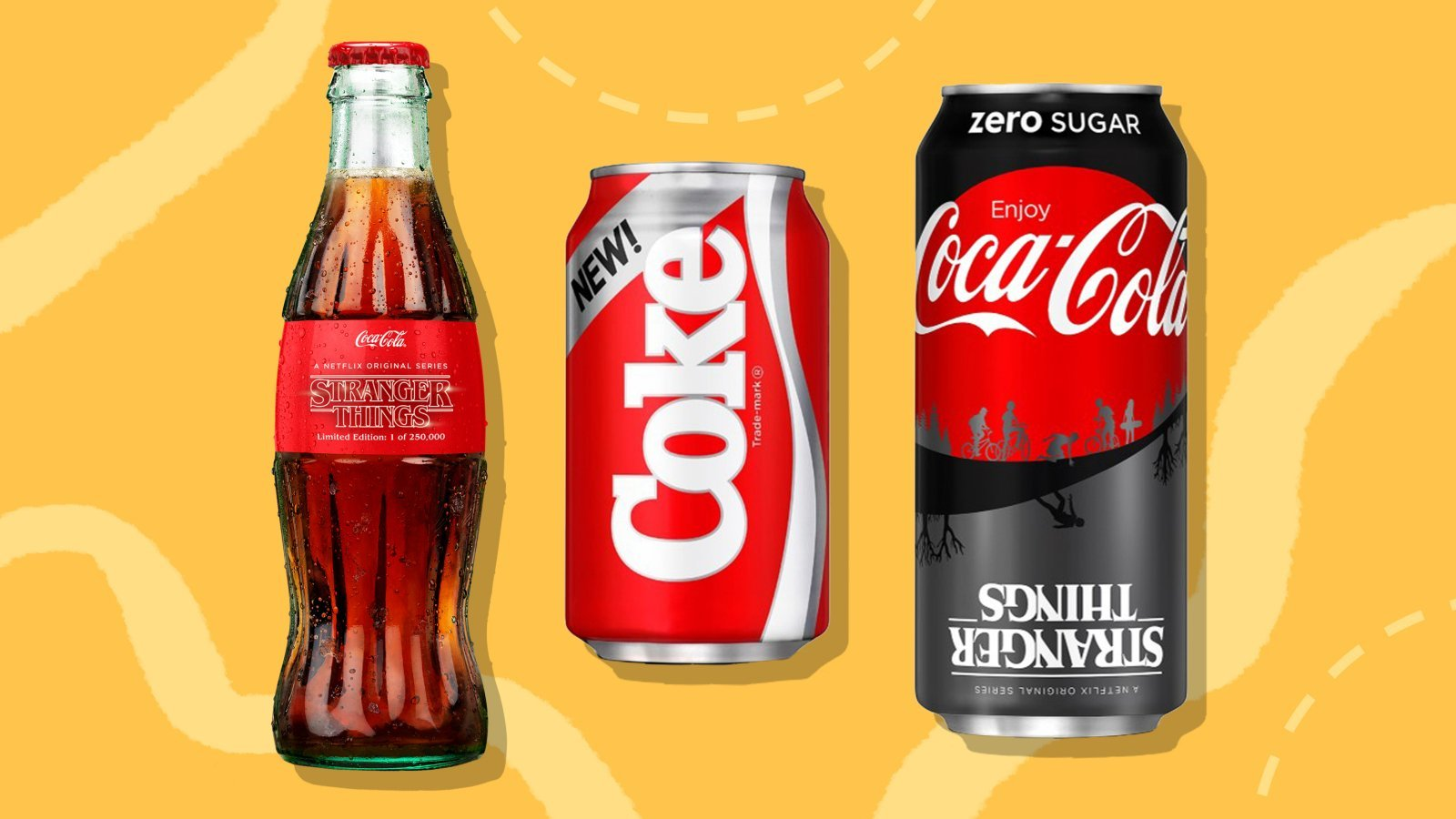 Customers will be able to get New Coke while supplies last starting May 23. (Credit: Coca-Cola via CNN Wire)