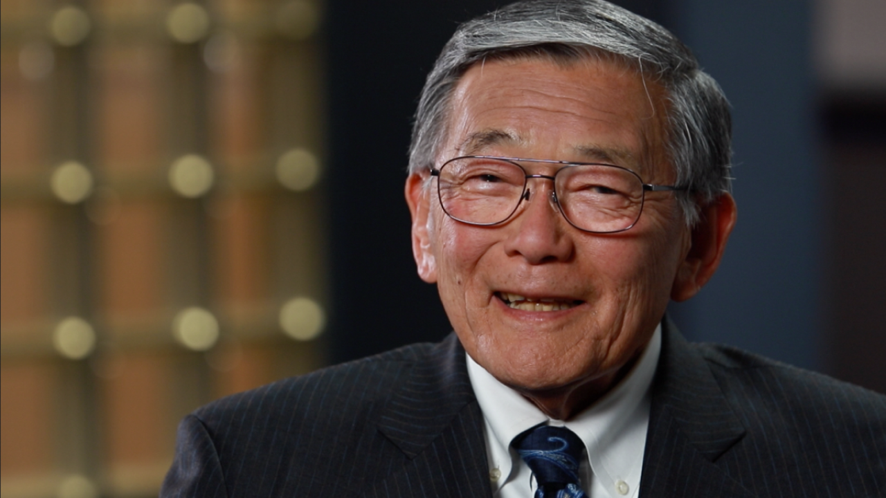 Frank Buckley Interviews: Norman Mineta, Former Secretary of Transportation/Commerce