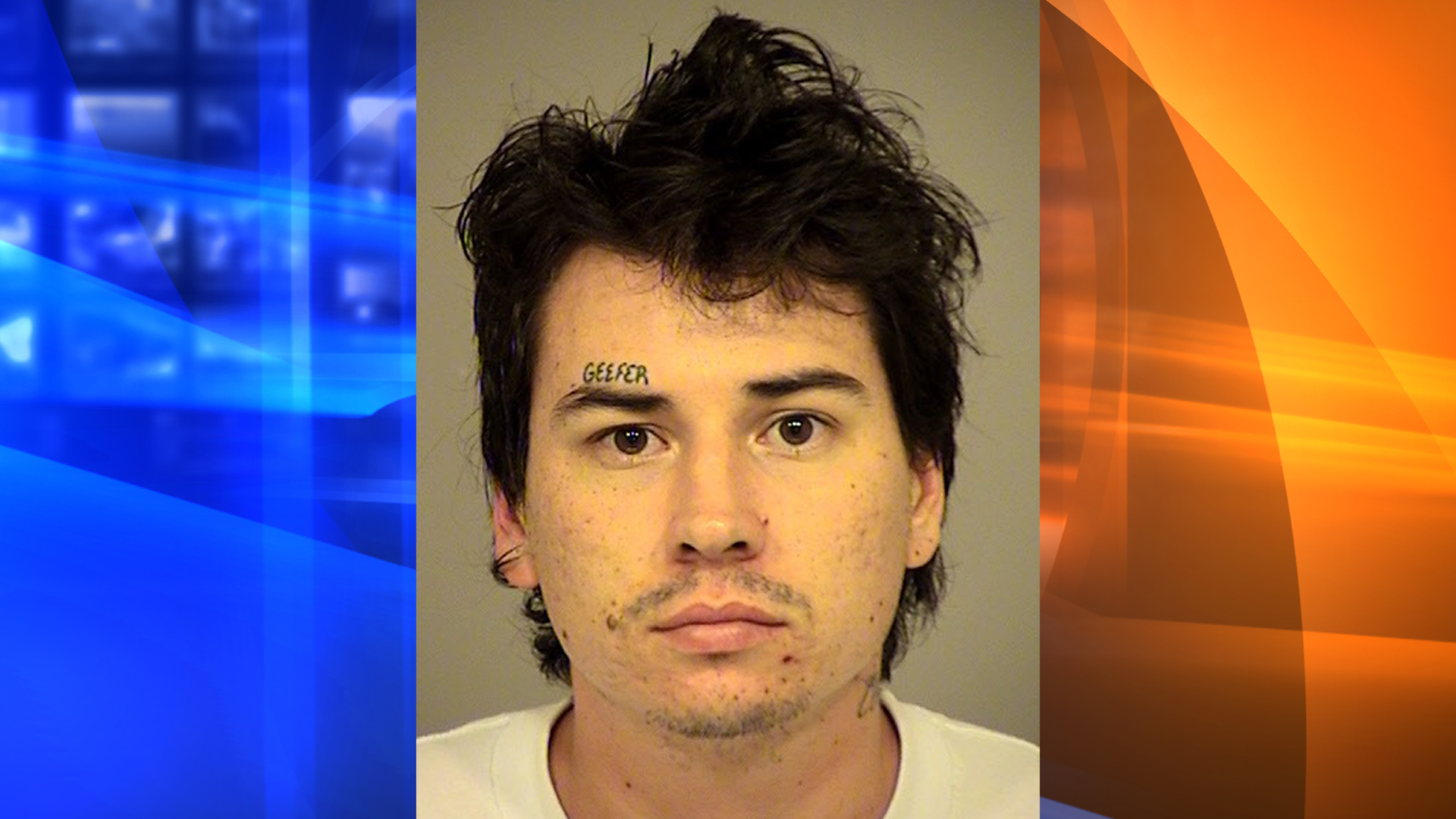 Daniel Vincent Vigil, 29, is seen in a photo released by the Ventura County Sheriff's Office on May 22, 2019.