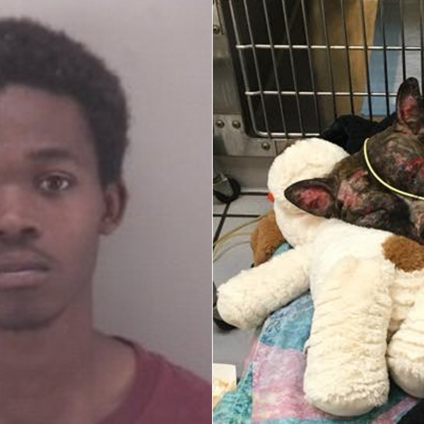 Jyahshua A. Hill, left, and Tommie, right, are seen in photos obtained by KTLA sister station WTKR.