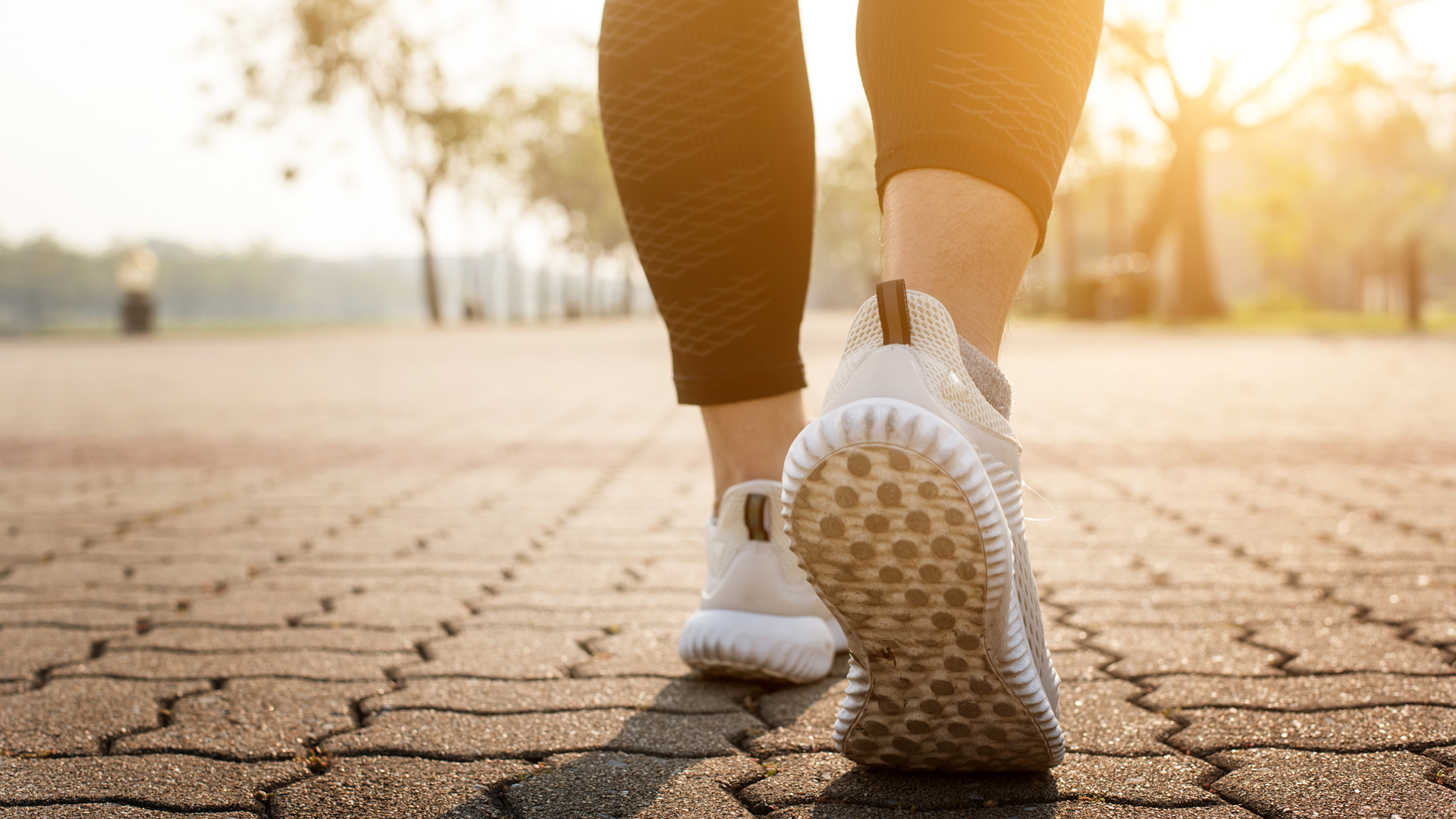 A woman gets ready to workout in this file photo. (Credit: iStock / Getty Images Plus)