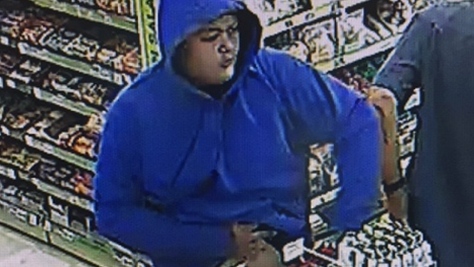 Police in Whittier are asking for help identifying this man.