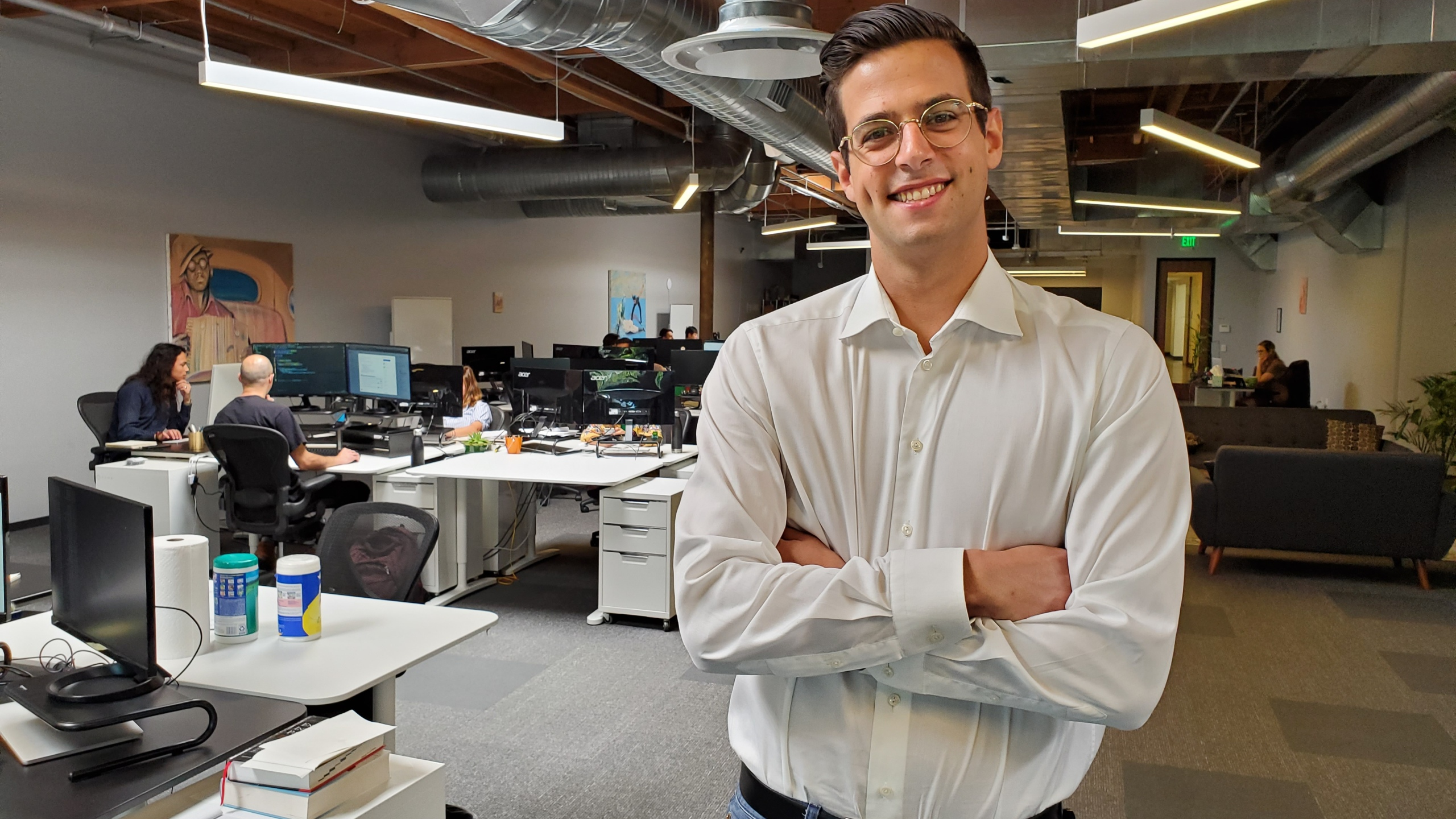Ben Mones - CEO and Co-Founder Fama