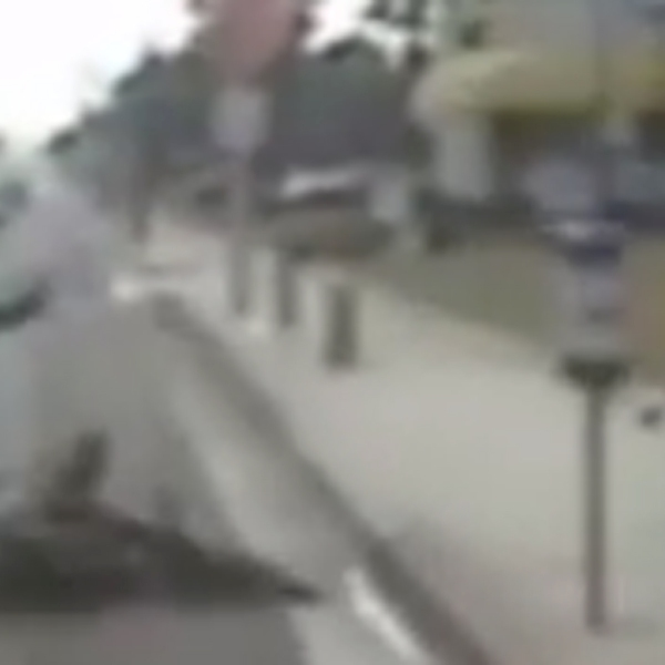 Buena Park police released surveillance video of a man being brutally beaten at a bus stop in Buena Park on June 13, 2019.