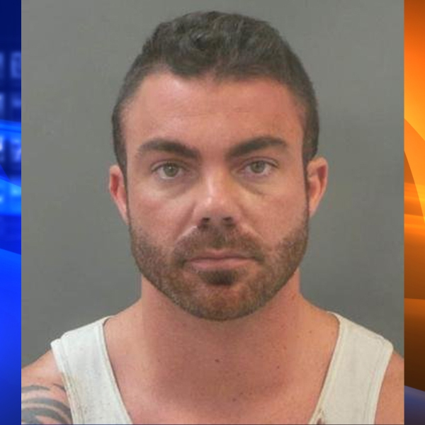 The St. Louis Metropolitan Police released this booking photo of Bradley Jenkins.