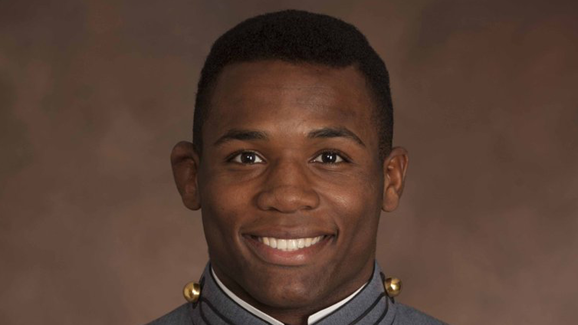 Christopher J. Morgan of West Orange, New Jersey, the West Point cadet killed during a training accident on June 6, 2019, is seen in a photo released by the U.S. Military Academy a day later.