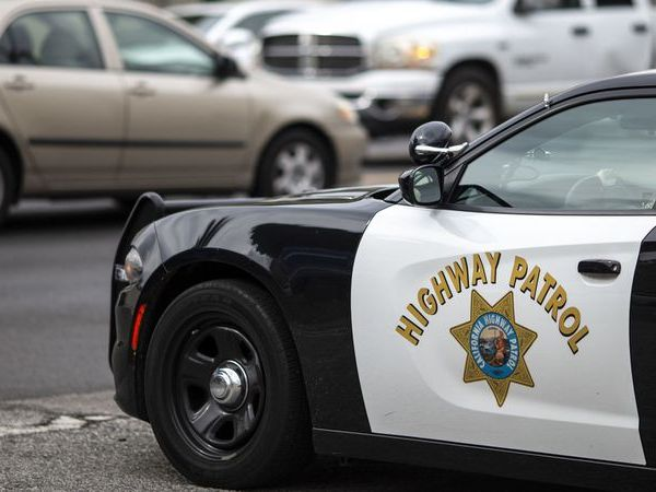A California Highway Patrol vehicle is seen in an undated file photo. (Credit: Kent Nishimura / Los Angeles Times)
