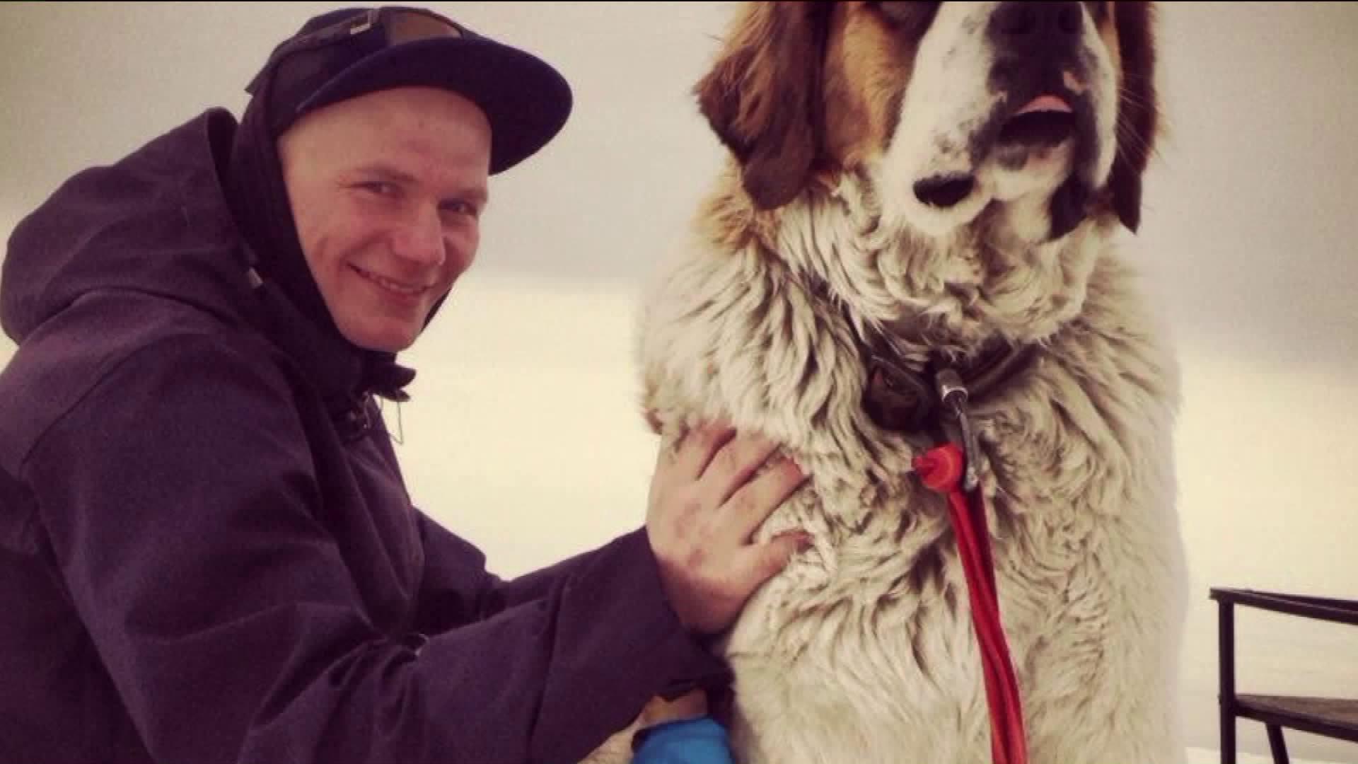 Dmitry Koltsov is seen in this undated photo via GoFundMe.