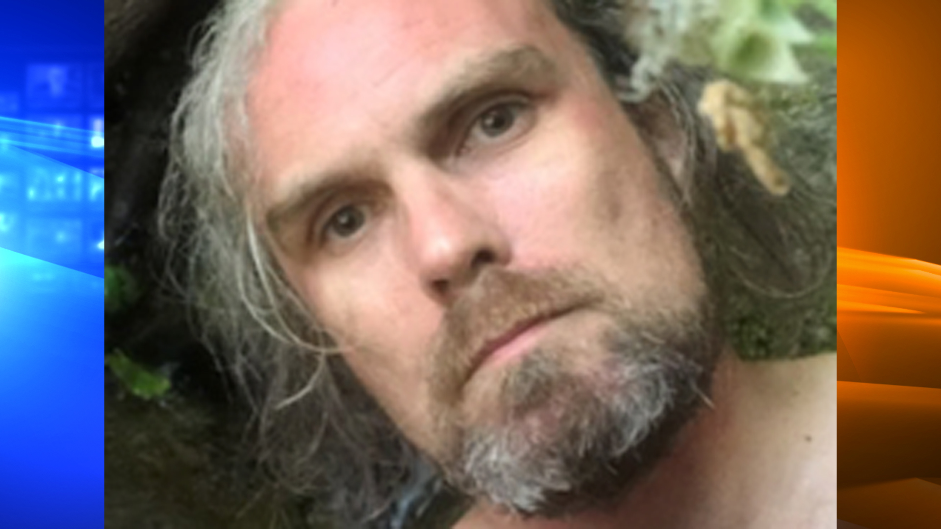 David Gordon Johnson is seen in a photo released by the Calaveras County Sheriff's Office.