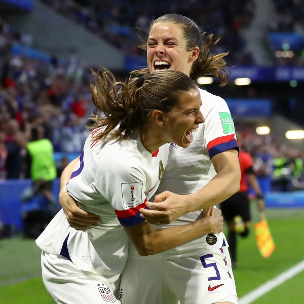 u.s. women's world cup