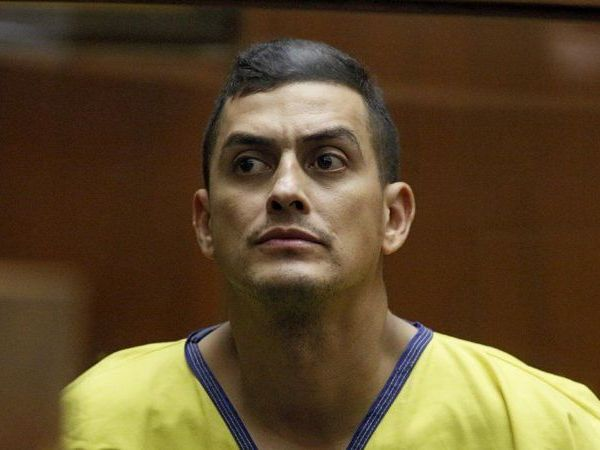 David Martinez is pictured in Los Angeles Superior Court during his arraignment hearing in 2014. (Credit: Irfan Khan / Los Angeles Times)