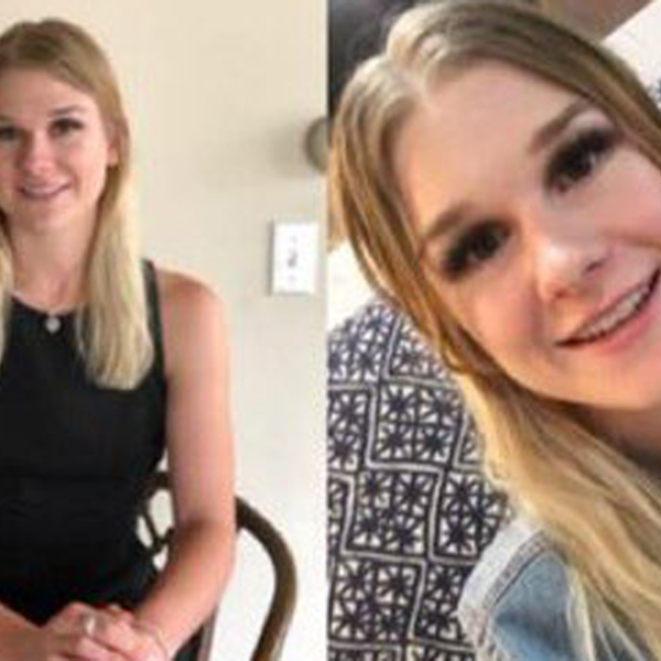 Mackenzie Lueck appears in images released by the Salt Lake City Police Department on June 24, 2019.
