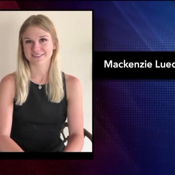 Mackenzie Lueck, 23, of El Segundo, pictured in an undated photo provided by family.