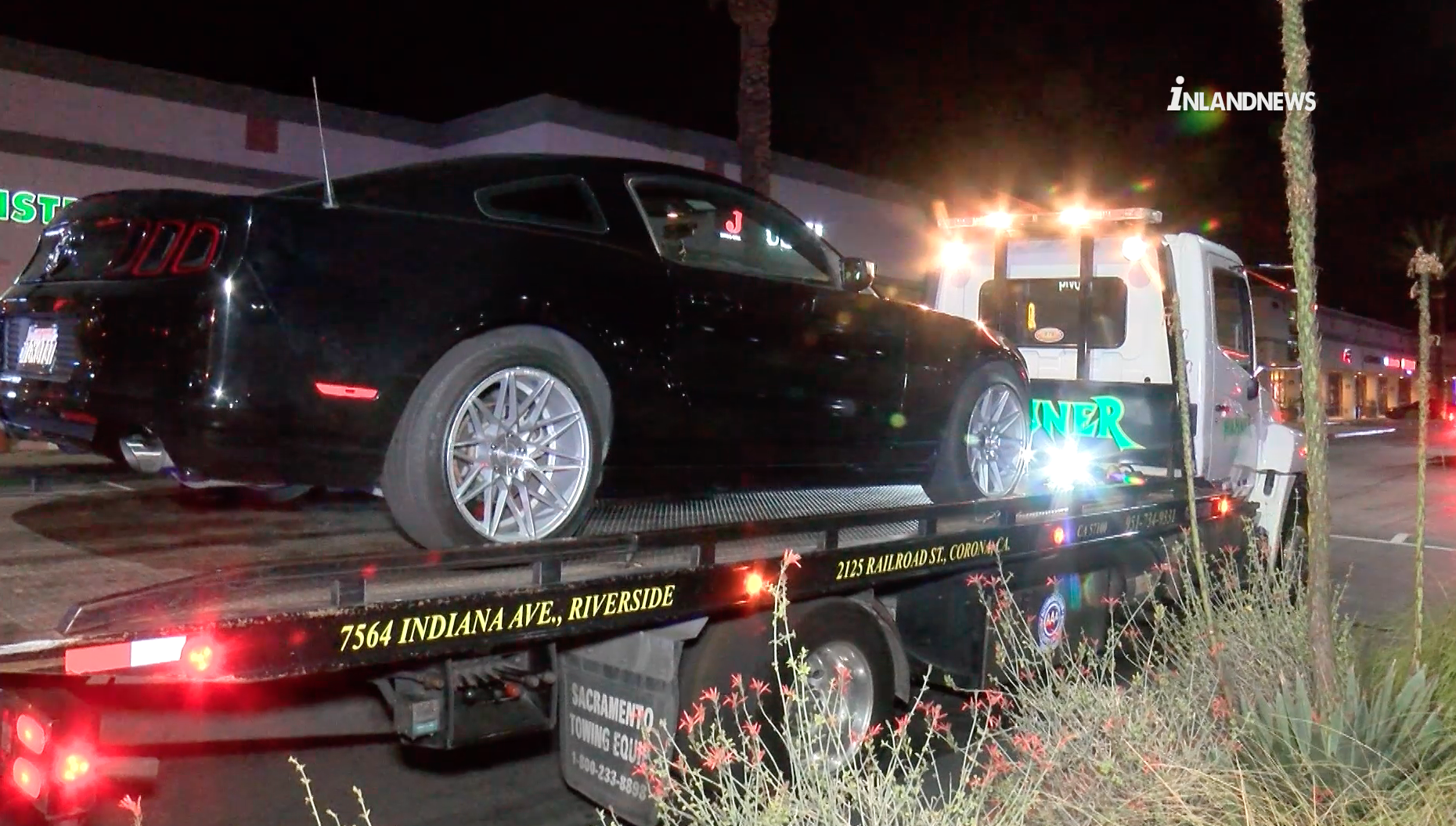 Dozens Of Vehicles Towed Several Arrested In Street Racing Bust In Corona Ktla