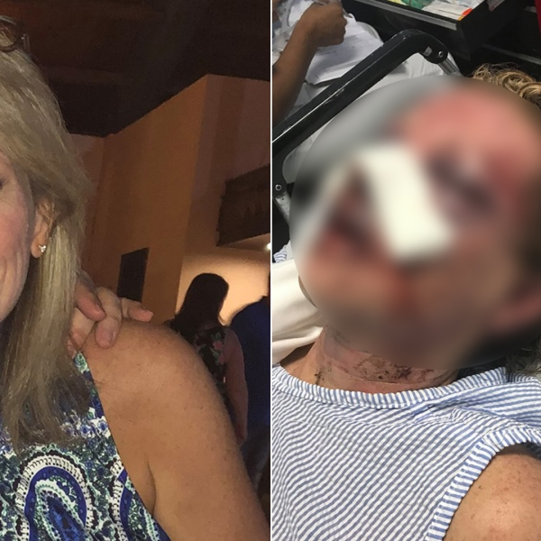 Tammy Lawrence-Daley appears in images posted to her Facebook page on May 29, 2019.